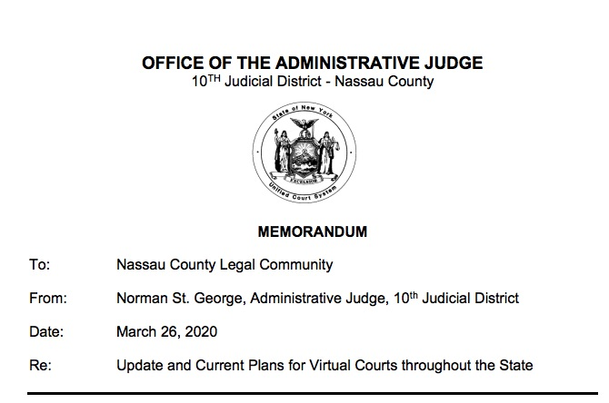 But virtual courts arecoming